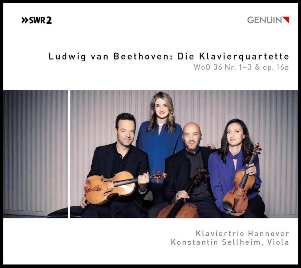 Klaviertrio Hannover CD Cover